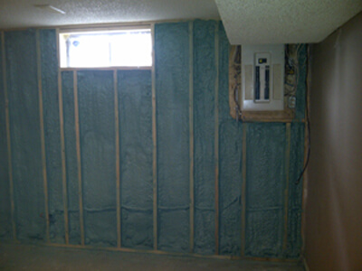 Basement Residential Insulation